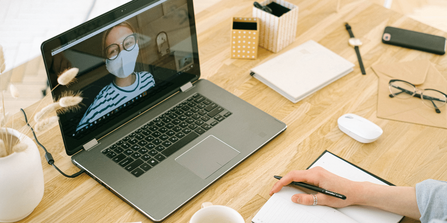 Remote work during the pandemic