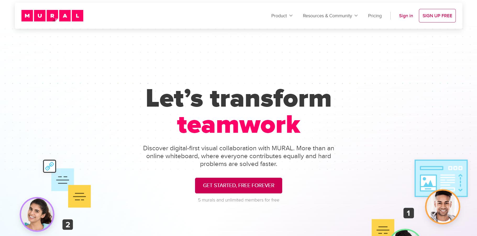 Mural.com website